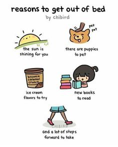 Cute and motivational drawings to brighten your day! ^^ I started chibird in my second year of high school, and now I've graduated college! Positive Thoughts, Positive Vibes, Positive Quotes, Motivational Quotes, Inspirational Quotes, Chibird, E Mc2, Cheer Up, Cute Quotes