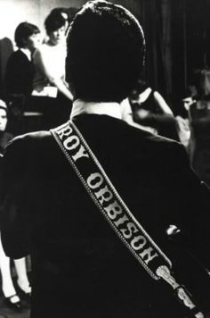 Roy Orbison In Memoriam Pinterest Roy Orbison