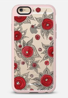 Sunflowers transparent iPhone New Standard Case by GosiaandHelena | @casetify