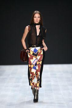 #MBFDZ  #LugVonSiga Pattern Skirt, Bright, Spring Summer 2015, Sunglasses, Floral, Skirts, Fashion, Moda, Skirt