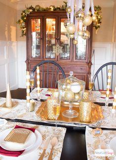 Atta Girl Says | 2014 Christmas Home Decor and Tour | http://www.attagirlsays.com