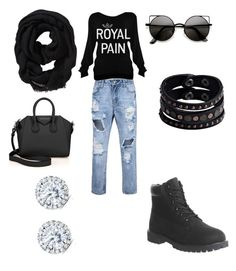 """Untitled #7"" by douthdes on Polyvore featuring Givenchy, Old Navy, Kobelli, Timberland and Replay"