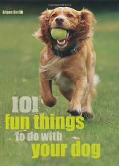 101 Fun Things to Do with Your Dog, book 2.