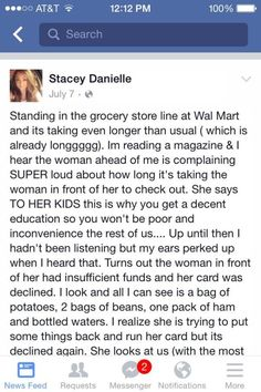 A Story of Three Moms In Walmart.<<Click to see the rest of the story.