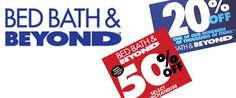 Current Bed Bath and Beyond Coupons 2012 - September Printable Coupons #save_while_shopping #save_on_bed_bad_&_beyond #coupons