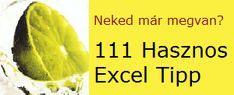 Azonnal használható Excel tippek - ha S. Film, Movie, Film Stock, Cinema, Films