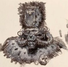A center for all things Warhammer Age of Sigmar, and more! All facets of the hobby are welcome. Warhammer 40k Art, Warhammer Fantasy, Ice Warriors, Sketches Tutorial, The Grim, Alien Logo, Rogues, My Images, Photo Art