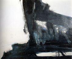 Franz Kline - Diamond, 1960