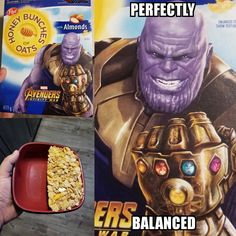 Thanos would be proud