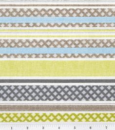 Colorbok Fabric-Woodhaven Stripe
