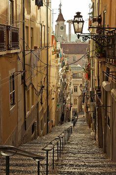 Lisbon, Portugal Enjoy Portugal www.enjoyportugal.eu                                         I want 2 live here