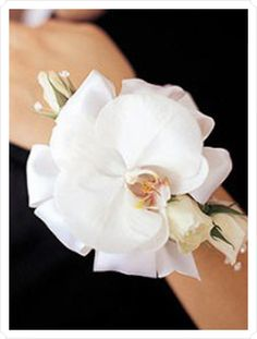 Single Phalaenopsis Corsage