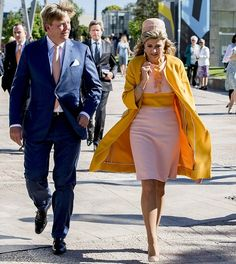 On November 8, 2016, Day 2 of their official visit, King Willem-Alexander and Queen Maxima of the Netherlands visited Quake City in Christchurch, New Zealand. King Willem and Queen Maxima are on a three-day tour of New Zealand, visiting Wellington, Christchurch and Auckland.