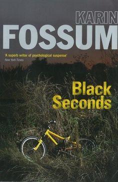 Black Seconds (Inspector Konrad Sejer, #6)