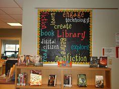 Library Media Specialist Help Desk blog