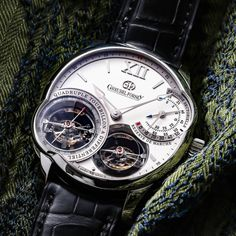 """2,299 Likes, 15 Comments - Swiss Watch GangⓂ (@swisswatchgang) on Instagram: """"The Greubel Forsey Quadruple tourbillon à Différentiel is always a treat. With a stunning…"""""""