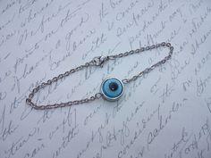 Evil eye protection bracelet de la boutique BijouxdeBrigitte sur Etsy
