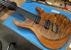 Kiesel Guitars Carvin Guitars Aries Multiscale
