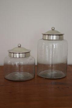 JAR GLASS FRENCH SMALL – Summit Ridge Trading 74 (PTY) Ltd