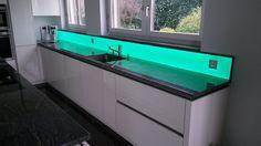LED Küchenrückwand RGB WW-3