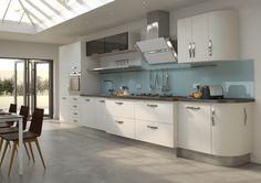 Arbury White Oak bespoke kitchen