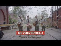 Revolverheld - Immer in Bewegung - YouTube