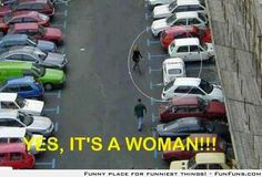 Yes, It\'s a Woman!