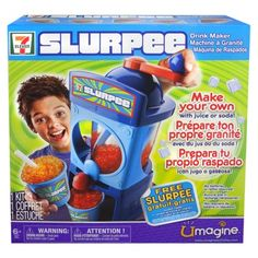7 Eleven Slurpee Drink Maker
