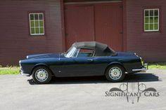 1969 Alfa Romeo 2600 Spider by Touring