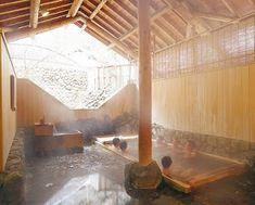 Dream Refuge: Japanese Onsens