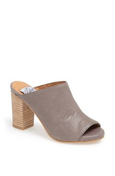2014 Trend - Jeffrey Campbell 'Druid' Open Toe Mule available at #Nordstrom