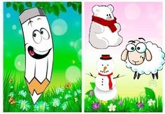 . After School, School Fun, School Ideas, Color Games, 1, Sorting, Fictional Characters, Colors, Activities