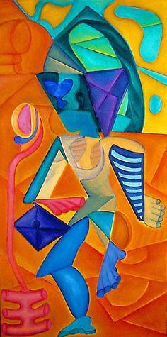 """Walking In My Shoes"" Artist: Cliff Richey  http://1-cliff-richey.artistwebsites.com"