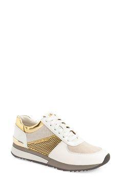 MICHAEL Michael Kors 'Allie' Sneaker (Women) available at #Nordstrom