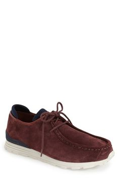 Clae 'Hopper' Moc Toe Sneaker (Men)