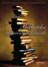 Okładka książki Biblioteka utraconych książek