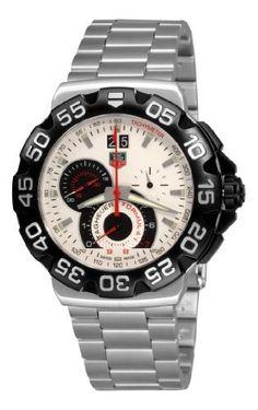 a9066891f3e Cheap Tag Heuer Mens Formula 1 Grande Date Steel Chronograph Watch