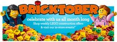 """2016-Oct --In-Store Events, Lego, Disney Infinity, Crayola, Fun for Kids at Toys""""R""""Us"""