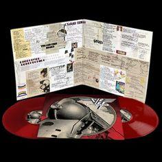 van halen a different kind of truth vinyl -