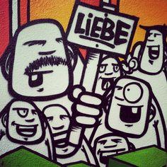 Hamburg Street Art Liebe