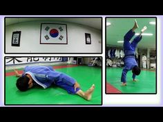 Korean Judo Class Workout Routine (Full Class) - YouTube martial arts videos