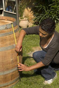Faire un récupérateur d'eau de pluie soi-même | DIY Family