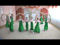 "Танец с дугами ""Края родные"" - YouTube Christmas Shows, Preschool, Costumes, Activities, Youtube, Toddler Dance, Music Is Life, School, Carnival"