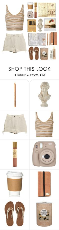 """homegrown"" by dareenka ❤ liked on Polyvore featuring NYX, Moleskine, Universal Lighting and Decor, Polaroid, Chanel, Alice + Olivia, Fine & Candy, Fujifilm, HEX and Sakroots"