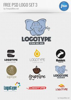 Creative Nature Inspired Logo Design -