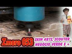 Programa Zmaro 053 -- Artesanato em madeira, Scouter, Negócio Verde e muito mais...