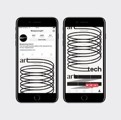 """@ward.studio on Instagram: """"Visual identity collateral and exhibition graphics for ArTech. - #brand #branding #brandinspo #brandinspiration #brandinginspiration #logo…"""" Visual Identity, Brand Identity, Event Branding, Typography, Graphics, Logo, Studio, Abstract, Clever"""