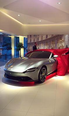 shared by Buchwald Jewelers, Miami FL, the Diamond Store since 1932 New Luxury Cars, Luxury Sports Cars, Exotic Sports Cars, Super Fast Cars, Super Sport Cars, Lamborghini Cars, Ferrari Car, Fancy Cars, Cool Cars