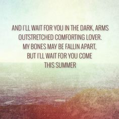 Waiting by Jamie Campbell Bower, I loooove this song!
