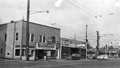Union between 22nd & 23rd, 1957